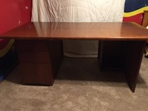 Solid Wood Office Desk in Westmont, Illinois