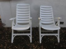 Fold Up  Patio Chairs in Travis AFB, California