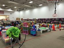 Owen Elementary PTA Children's Resale in St. Charles, Illinois