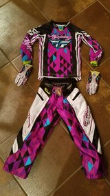 Girls Fly Racing Dirt Bike Clothes in Alamogordo, New Mexico