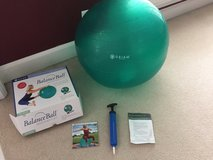 Gaiam exercise ball in Naperville, Illinois