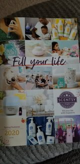 New  Spring/Summer Scentsy  brochure in Clarksville, Tennessee
