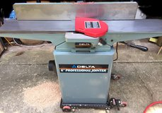"6"" Delta Professional Jointer, like new condition in Houston, Texas"