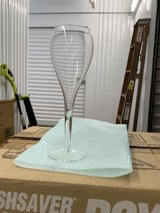 Crystal Champagne Glasses in Pearland, Texas