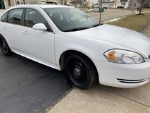 Chevy Impala 2011 with LP Fuel System in Bolingbrook, Illinois