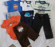 Boys Size 6 Month Outfits Lot 2 in Houston, Texas