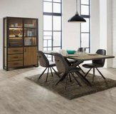 United Furniture - Herford DR (China with Lights -Table 180 - 4 x Chairs - delivery) in Stuttgart, GE