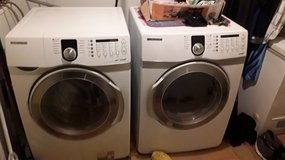 Samsung front load electric dryer for sale in Leesville, Louisiana