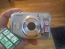 Fujifilm camera, FinePix a900. This is new, old stock. Never used! In new condition. in Naperville, Illinois