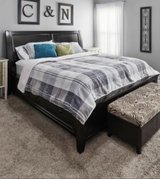 California King Bed with 2 Storage Drawers in Clarksville, Tennessee