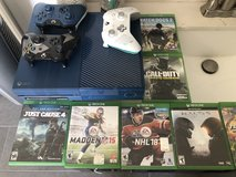 Xbox One with Various Video games in San Diego, California