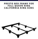 Persto frame all size adjustable (king/queen/full in Kingwood, Texas