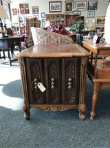 End Table Cabinet in Naperville, Illinois