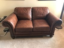 Leather Couch in Bolingbrook, Illinois