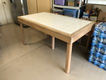 Kitchen Table Custom Built Seats 6 in Camp Pendleton, California