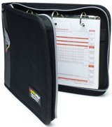 RoadPro LB-001 Loose-Leaf Log Binder for Truckers in Aurora, Illinois