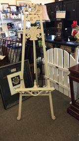 Picture Stand in Fort Leonard Wood, Missouri