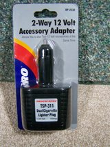 12-Volt 2-way Accessory Adapter in Aurora, Illinois