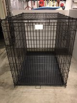 Midwest XX-Large dog kennel in Kingwood, Texas