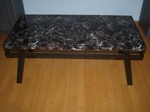 "New Couch Table/Metal Feet 46"" x 22"" x 19""H in Wiesbaden, GE"