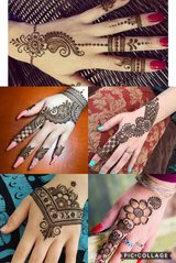 Henna tattoos Artist BEST in town in Kingwood, Texas