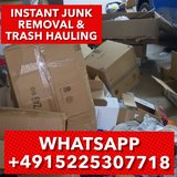 JUNK REMOVAL, TRASH HAULING, DEBRIS DISPOSAL, GARBAGE DISCARD in Ramstein, Germany
