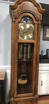 Howard Miller Grandfather Clock.  Very Nice!!! in Bolingbrook, Illinois