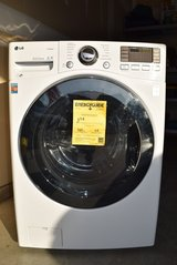 LG TurboWash 4.3 cu. ft. Front Load Washer in Fort Leavenworth, Kansas