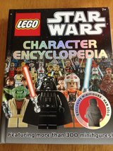 Lego Star Wars Character Encyclopedia in Bolingbrook, Illinois