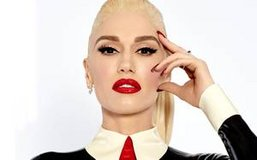 Gwen Stefani in Kingwood, Texas