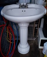 Pedestal Sink With Faucet Sale/Trade in Fort Leonard Wood, Missouri