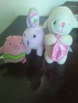 3 Easter Plush in Yorkville, Illinois