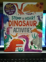 Stomp and Roar Dinosaur Activities in Yorkville, Illinois
