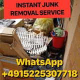 JUNK REMOVAL, TRASH HAULING, GARBAGE DISPOSAL, DEBRIS DISCARD in Ramstein, Germany