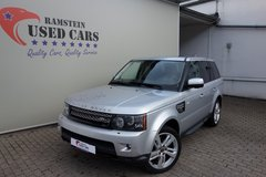 2013 Land Rover Range Rover Sport HSE Luxury 4WD V8 in Ramstein, Germany