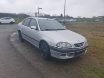 TOYOTA AVENSSIS  Manual NEW INSPECTION 1998 only 61.000 miles in Ramstein, Germany