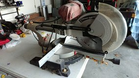 "12"" Compound Miter Saw in Moody AFB, Georgia"