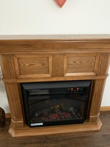 Electric Fireplace in Naperville, Illinois
