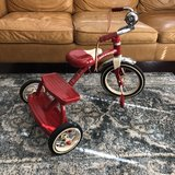 Radio Flyer Classic Dual Deck Tricycle in Kingwood, Texas