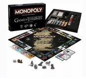 Game of Thrones Monopoly Collector's Edition in Tinley Park, Illinois