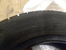 Winter Tires 195/60 R 15 (Like New) in Hohenfels, Germany