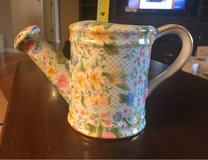 Chintz Floral Watering 'Can' in Naperville, Illinois
