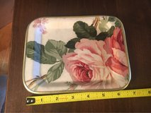 Small Floral Tray in Yorkville, Illinois
