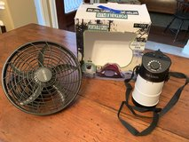 O2 Cool Battery Operated Canopy/Tent Fan in Houston, Texas