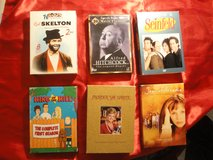 36 DVD's - TV series and a lot more - DVD's in like new condition in Houston, Texas