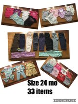 24 months baby girl clothes in Joliet, Illinois
