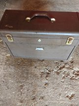 VINTAGE KENNEDY MACHINIST 7 DRAWER TOOLBOX with KEY in Aurora, Illinois