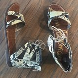 Sam Edelman size 10 Gwenna sandals in Byron, Georgia