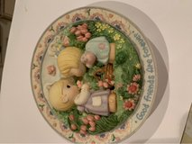 Precious Moments Collectible Plate in Okinawa, Japan