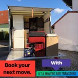 KMC MOVERS AND TRANSPORT PICK UP AND DELIVERY SERVICES in Ramstein, Germany